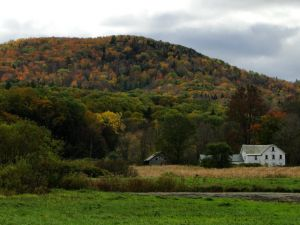 Autumn on the Mohawk Trail