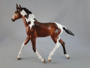 Foal other side